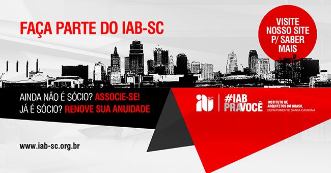 Instituto de Arquitetos do Brasil - Associe-se